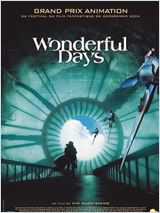 Wonderful days (Sky blue)