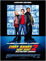 Cody Banks : agent secret 2 destination Londr