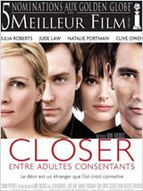 Telecharger Closer, entre adultes consentants (Closer) Dvdrip