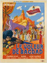 Le Voleur de Bagdad streaming Torrent