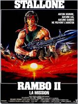 télécharger ou regarder Rambo II : la mission en streaming hd