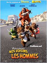 Telecharger Nos voisins, les hommes (Over the Hedge) Dvdrip Uptobox 1fichier