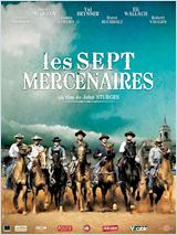 Les Sept mercenaires streaming