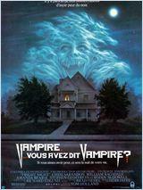 Vampire : vous avez dit vampire ? streaming
