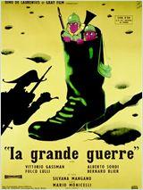 La Grande guerre film complet