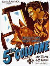 Photo Film La Cinqui�me colonne (Saboteur)