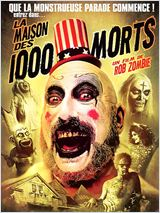 Telecharger La Maison des 1000 morts (The House of 1000 corpses) Dvdrip Uptobox 1fichier