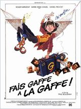 Photo Film Fais gaffe � la gaffe