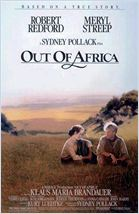 Photo Film Out of Africa