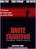 Haute trahison (Shadow Conspiracy)