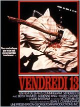 Vendredi 13 (Friday the 13th) (1981)