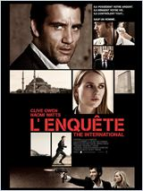 Telecharger L'Enquête - The International Dvdrip Uptobox 1fichier