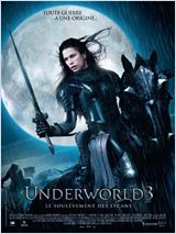 film Underworld 3 le soulèvement des Lycans en streaming