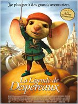La Legende de Despereaux dvdrip 