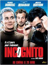 Incognito film streaming