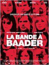 La Bande  Baader (Der Baader Meinhof Komplex)