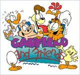 affiche Garfield et ses amis