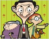 affiche Mr. Bean, la s�rie anim�e