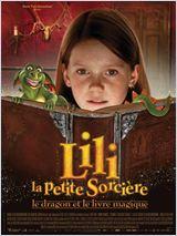 Lili la petite sorciere, le dragon et le livre magique streaming