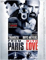 film en ligne From Paris With Love