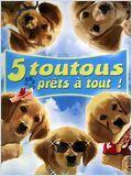 Telecharger 5 Toutous Prêts à Tout (Air Buddies) Dvdrip Uptobox 1fichier