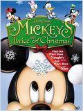 Mickey, il �tait deux fois No�l