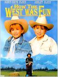 Telecharger Deux Jumelles à l'Ouest (How The West Was Fun) Dvdrip