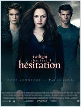 Twilight - Chapitre 3 : h�sitation en streaming