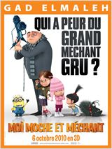 Regarder Moi, moche et m�chant en streaming