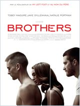 affiche du film Brothers avec Tobey Maguire, Natalie Portman, Jake Gyllenhaal