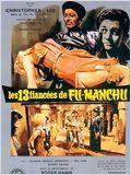 Les Treize Fiancées de Fu-Manchu film complet