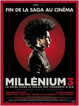 Millénium 3 - La Reine dans le palais des courants d'air film streaming