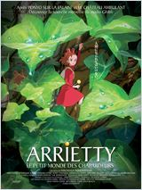 Arrietty le petit monde des chapardeurs (Kari-gurashi no Arietti)