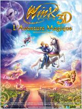 Winx Club l'aventure magique film streaming