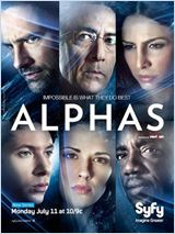Alphas streaming
