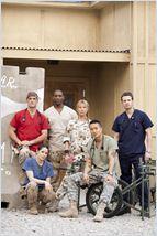 affiche Combat Hospital