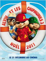 Alvin et les Chipmunks 3 streaming