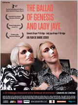 Film The Ballad of Genesis and Lady Jaye streaming vf