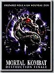 Mortal Kombat, destruction finale dvdrip 