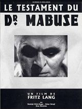 Le Testament du docteur Mabuse streaming