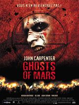 Ghosts of Mars streaming