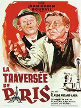 La Traversee de Paris streaming