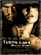 22h55 - TF1 - Taking Lives, destins violés - 2004 - Thriller - 1h43