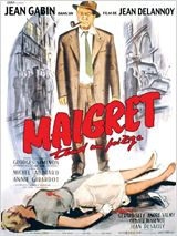Maigret tend un piège de Jean Delannoy