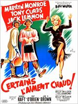 Telecharger Certains l'aiment chaud (Some Like It Hot) Dvdrip Uptobox 1fichier