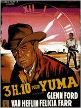 3H10 Pour Yuma (1957) affiche