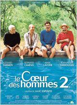 20h50 - TF1 - Le coeur des hommes 2 - 2006 - Comédie dramatique - 1h55