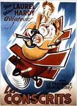 10h30 - TéléGrenoble - Laurel et Hardy - Les conscrits - 1939 - Comédie - 1h10