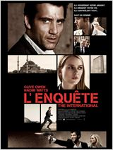 L'Enquête – The International  streaming mega vk