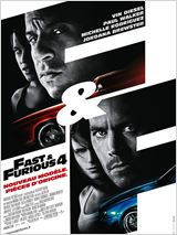 Regarder film Fast and Furious 4